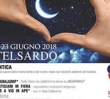NOTTE ROMANTICA-  CASTELSARDO – SABATO 23 GIUGNO 2018