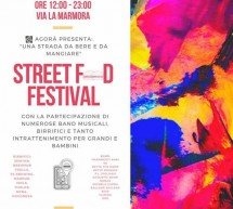 STREET FOOD FESTIVAL – NUORO – SABATO 16 GIUGNO 2018