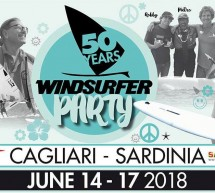 WINDSURFER PARTY – SOLANAS – 15-16-17 GIUGNO 2018