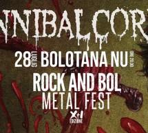 CANNIBAL CORPSE LIVE – BOLOTANA – SABATO 28 LUGLIO 2018