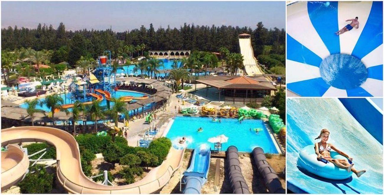 503f5184df69 100.000 metri quadrati di puro divertimento, Fasouri Watermania (a meno di  un'ora di macchina da Larnaca e Pafo) è un parco acquatico pluripremiato con  ...