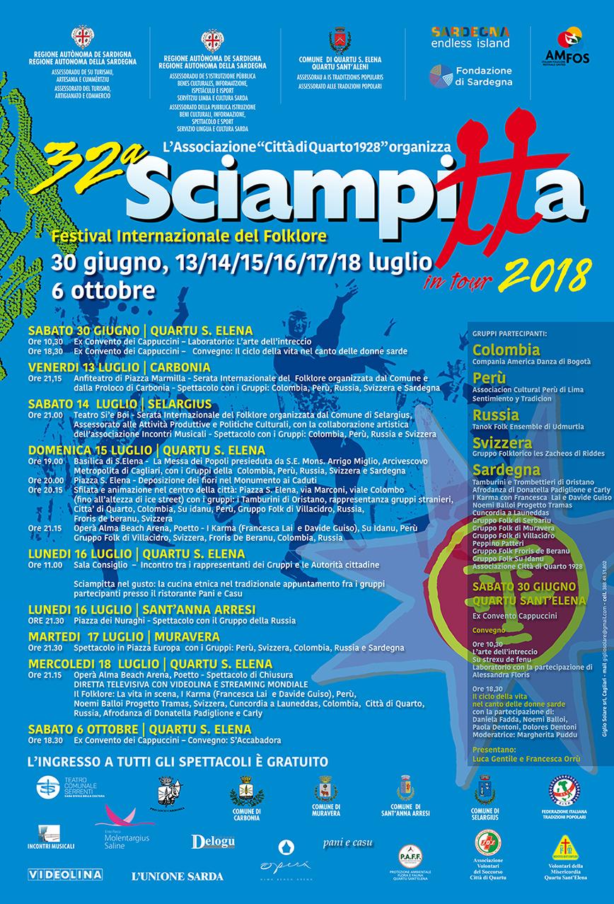 Sciampitta 2018