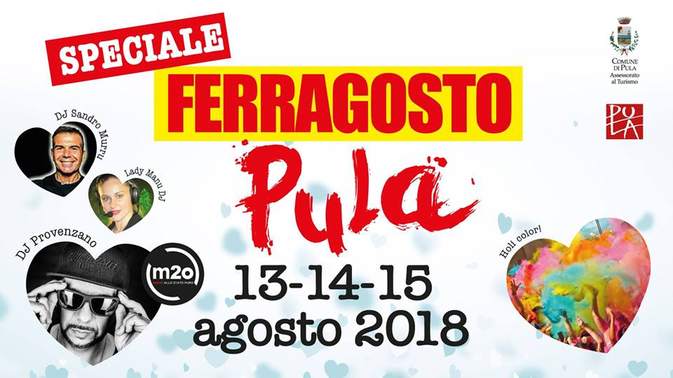 FERRAGOSTO PULA