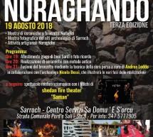 NURAGHANDO – SARROCH – DOMENICA 19 AGOSTO 2018