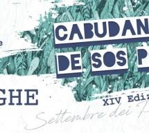 CABUDANNE DE SOS POETAS – SENEGHE – 30 AGOSTO- 2 SETTEMBRE 2018