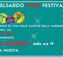 CASTELSARDO WINE FESTIVAL – 24-25 AGOSTO 2018