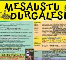 FERRAGOSTO DORGALESE – DORGALI – 11-15 AGOSTO 2018