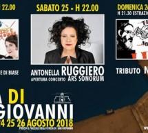 FESTA DI SAN GIOVANNI – SASSARI – 24-25-26 AGOSTO 2018