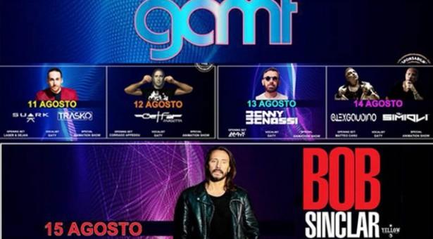 GOLFO ARANCI MUSIC FESTIVAL – GOLFO ARANCI – 11-15 AGOSTO 2018