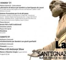 FESTA DI SANT'IGNAZIO DA LACONI – 29 AGOSTO- 1 SETTEMBRE 2018