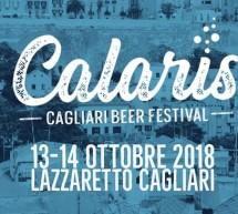 CALARIS BEER FESTIVAL – LAZZARETTO – CAGLIARI – 13-14 OTTOBRE 2018