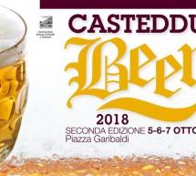 CASTEDDU BEER – CAGLIARI – 5-6-7 OTTOBRE 2018