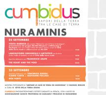CUMBIDUS – NURAMINIS – 22-23 SETTEMBRE 2018