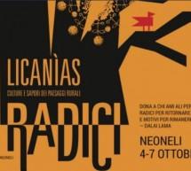 LICANIAS – NEONELI – 4-7 OTTOBRE 2018