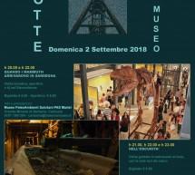 NOTTE AL MUSEO – CARBONIA – DOMENICA 2 SETTEMBRE 2018