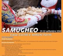 20° SAGRA DEL PANE TZICHI – SAMUGHEO – 29-30 SETTEMBRE 2018