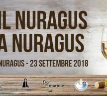 IL NURAGUS A NURAGUS – DOMENICA 23 SETTEMBRE 2018