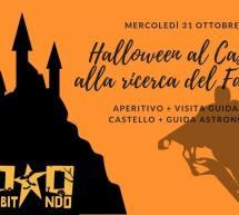 HALLOWEEN AL CASTELLO DI ACQUAFREDDA ALLA RICERCA DEL FANTASMA – SILIQUA -MERCOLEDI 31 OTTOBRE 2018