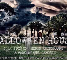 HALLOWEEN HOUSE – CASA SORO – SELARGIUS – MERCOLEDI 31 OTTOBRE 2018