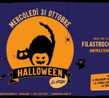 HALLOWEEN – LA FESTA – GOOD – CAGLIARI – MERCOLEDI 31 OTTOBRE 2018