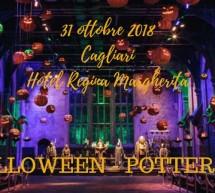 HALLOWEEN POTTER DAY – HOTEL REGINA MARGHERITA – CAGLIARI – MERCOLEDI 31 OTTOBRE 2018