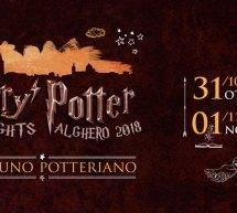 HARRY POTTER NIGHTS – ALGHERO – 31 OTTOBRE- 1 NOVEMBRE 2018