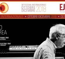 FRANCO D'ANDREA ELECTRIC TRIO – JAZZINO – CAGLIARI – GIOVEDI 11 OTTOBRE 2018