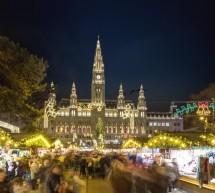 MERCATINI DI NATALE 2018: VIENNA – 16 NOVEMBRE – 6 GENNAIO 2019