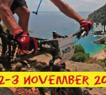 RALLY DI SARDEGNA INTERNATIONAL MOUNTAIN BIKE – 1-2-3 NOVEMBRE 2018