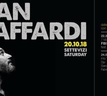 SPECIAL GUEST ALAN SCAFFARDI – SETTE VIZI MUSIC CLUB – CAGLIARI – SABATO 20 OTTOBRE 2018