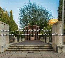 TREKKING URBANO NEL CUORE VERDE DI CAGLIARI – DOMENICA 4 NOVEMBRE 2018