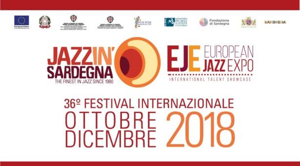 36° EUROPEAN JAZZ EXPO – PROGRAMMA COMPLETO – CAGLIARI – 10 OTTOBRE  – 4 DICEMBRE 2018