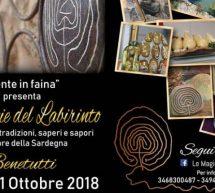 LE MAGIE DEL LABIRINTO – BENETUTTI -19-20-21 OTTOBRE 2018