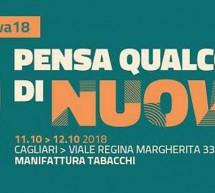 SINNOVA – MANIFATTURE TABACCHI – CAGLIARI – 11-12 OTTOBRE 2018