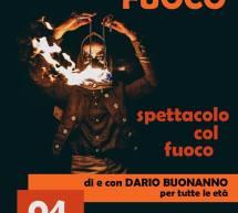 GOCCE DI FUOCO – LA VETRERIA – PIRRI – SABATO 4 NOVEMBRE 2018