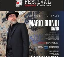 MARIO BIONDI BAND – MOGORO – VENERDI 30 NOVEMBRE 2018