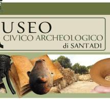 AL VIA I CORSI DI STORIA SARDA E CERAMICA AL MUSEO ARCHEOLOGICO DI SANTADI