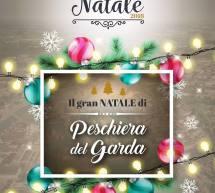 IL GRAN NATALE DI PESCHIERA DEL GARDA – 1 DICEMBRE – 6 GENNAIO 2019