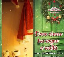 LA CASA DI BABBO NATALE – GOLFO ARANCI – 8 DICEMBRE – 6 GENNAIO 2019