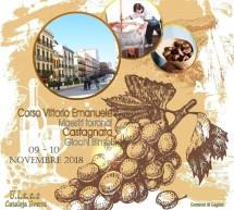 CASTAGNATA – CAGLIARI – 9-10 NOVEMBRE 2018