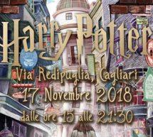 HARRY POTTER DAY – CAGLIARI – SABATO 17 NOVEMBRE 2018