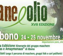PANE E OLIO – ILBONO – 24-25 NOVEMBRE 2018