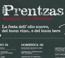 PRENTZAS APERTAS- SENEGHE- 1-2 DICEMBRE 2018