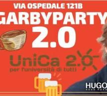 #SGARBYPARTY 2.0 – UNICA 2.0 – CAGLIARI – VENERDI 16 NOVEMBRE 2018