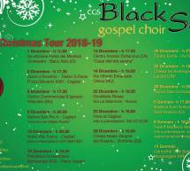 CHRISTMAS TOUR – BLACK SOUL GOSPEL CHOIR – 1 DICEMBRE- 13 GENNAIO 2019