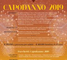 CAPODANNO 2019 ALLE PINNETTE-  ALGHERO – LUNEDI 31 DICEMBRE 2018