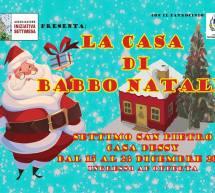 LA CASA DI BABBO NATALE – SETTIMO SAN PIETRO – 15-23 DICEMBRE 2018