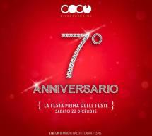 HAPPY BIRTHDAY COCO' DISCOCLUBBING – CAGLIARI – SABATO 22 DICEMBRE 2018