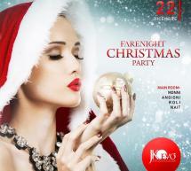 CHRISTMAS PARTY – JKO EVO' – CAGLIARI – SABATO 22 DICEMBRE 2018