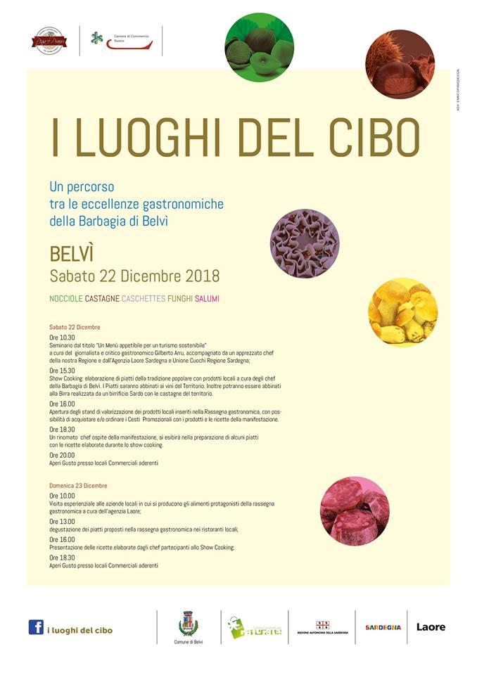 LUOGHI DEL CIBO